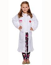 Children's fancy dress costumes with a uniform theme.