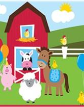 Farmhouse Fun Animal Party Supplies
