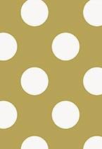 Gold Decorative Dots tableware & accessories.