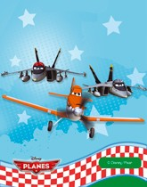Party Supplies and tableware themed with the film Disney Planes