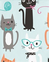Purrfect Cat Party Tableware, Decorations And Accessories