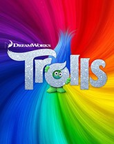 Trolls party supplies and decorations