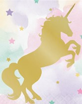Unicorn Sparkle Tableware And Decorations