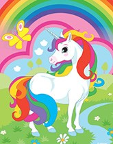 Unicorn Party supplies and decorations