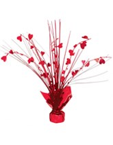 Tableware and Decorations for Valentine's Day