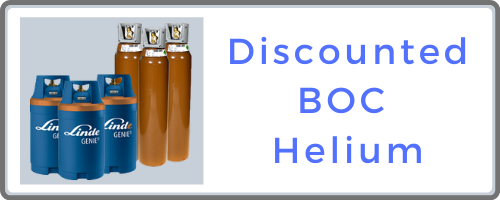 Buy Discounted Helium Gas From BOC