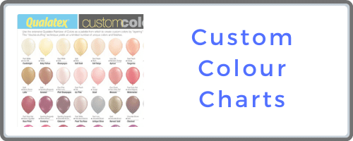 Custom Balloon Colour Charts
