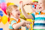 Toddler and Pre-School Party Supplies