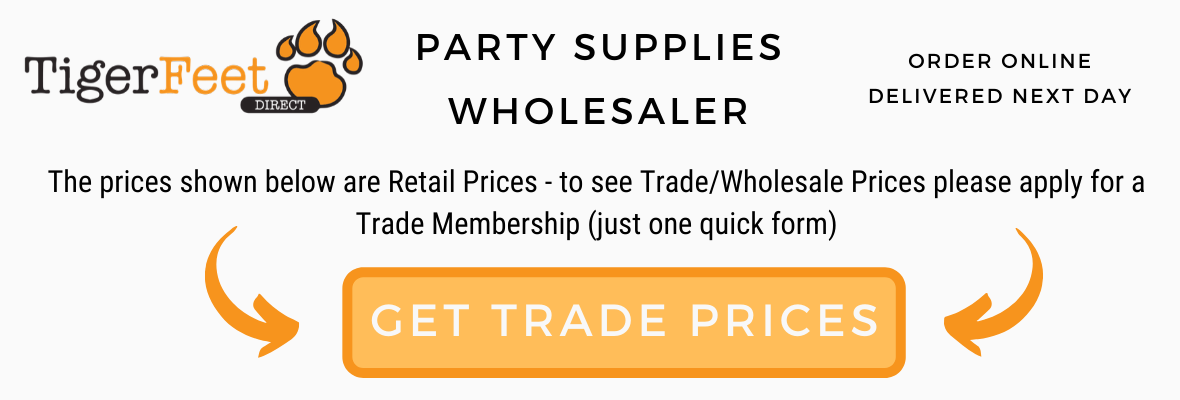 Tiger Feet Direct Party Wholesaler