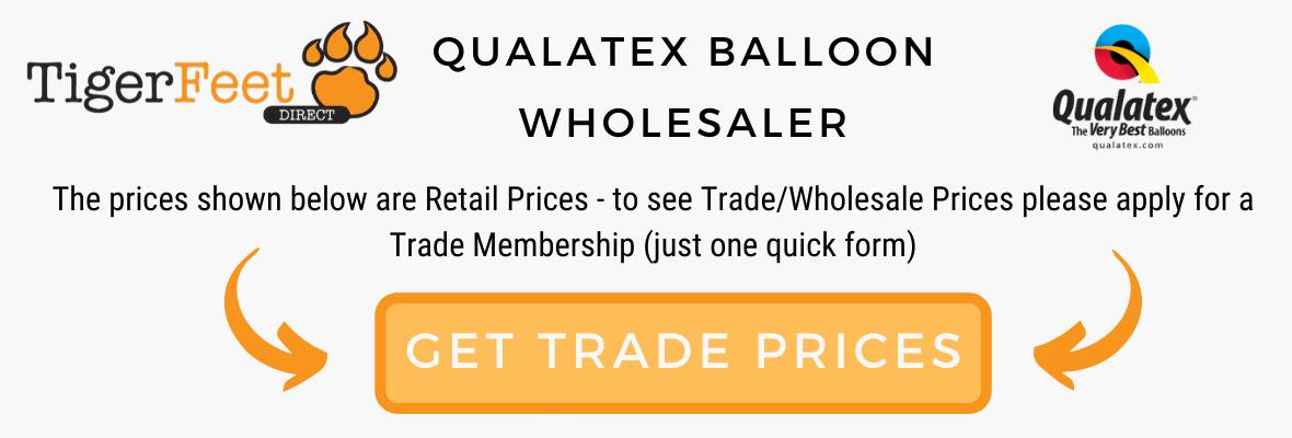 Tiger Feet Direct Qualatex Balloons Wholesaler