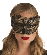 Halloween Venician Skull Eye Mask