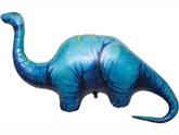 """Apatosaurus Dinosaur 51"""" Foil Balloon"""