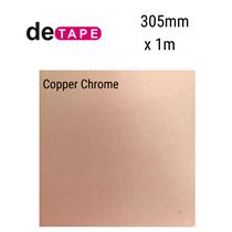 Copper Metallic Vinyl 305mm x 1M
