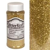 Glitter Kraft Metallic Gold Powder 100g
