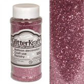 Glitter Kraft Pink Powder 100g