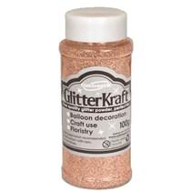 Rose Gold Fine Kraft Glitter 100g