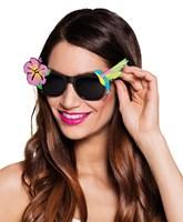 Adult Hawaiian Paradise Sunglasses