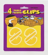 Tablecover Clips 4pk
