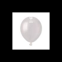 "Gemar Metallic Pearl 5"" Latex Balloons 50pk"