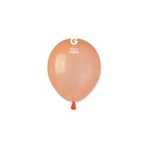 """Gemar Macaron Peach 5"""" Latex Balloons 100pk"""