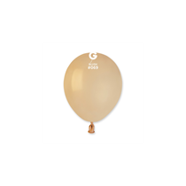 "Gemar Standard Blush 5"" Latex Balloons 100pk"
