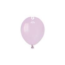 "Gemar Macaron Lilac 5"" Latex Balloons 100pk"