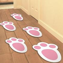 Easter Bunny Footprints 15pk