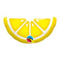 "Mini Lemon Slice Air Fill 14"" Foil Balloon"