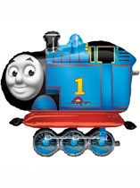 "Thomas the Tank Engine 36"" AirWalker Foil Balloon"