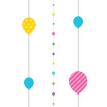 Brights Balloon Fun Balloon Tail