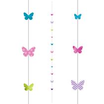 Butterflies Balloon Tail