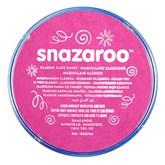 Snazaroo Face Paint Classic Bright Pink 18ml pot