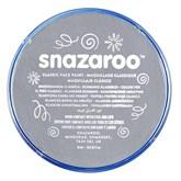 Snazaroo Face Paint Classic Dark Grey 18ml pot