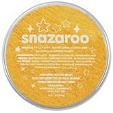 Snazaroo Face Paint Sparkle Yellow 18ml pot