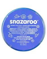 Snazaroo Face Paint Classic Sky Blue 18ml pot