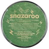 Snazaroo Face Paint Electric Metallic Green 18ml pot