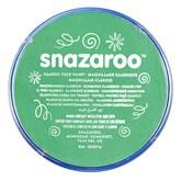 Snazaroo Face Paint Classic Bright Green 18ml pot