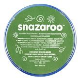 Snazaroo Face Paint Classic Grass Green 18ml pot