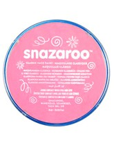 Snazaroo Face Paint Classic Pale Pink 18ml pot