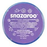 Snazaroo Face Paint Classic Lilac 18ml pot