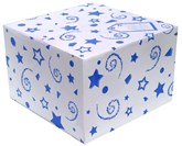 Balloon Delivery Box - Blue