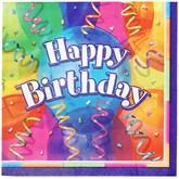 16 Brilliant Birthday Luncheon Napkins
