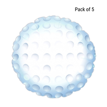 "Golf Ball 17"" Foil Balloon (Loose)"