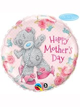 """Happy Mother's Day Tatty Teddy 18"""" Foil Balloon"""