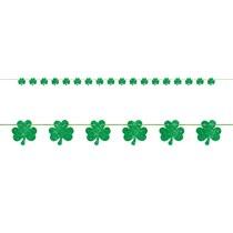 St Patricks Day Foil Banner Party Decoration