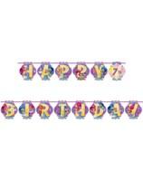 Shimmer & Shine Happy Birthday Add-an-Age Banner