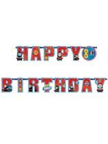 Thomas & Friends Happy Birthday Add-an-Age Banner