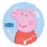"""17"""" Peppa Pig Foil Balloon"""