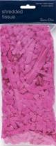 Simon Elvin Cerise Shredded Tissue Paper