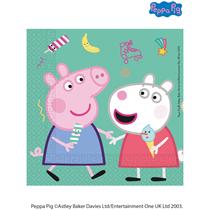 Peppa Pig 2-ply Party Napkins 20pk